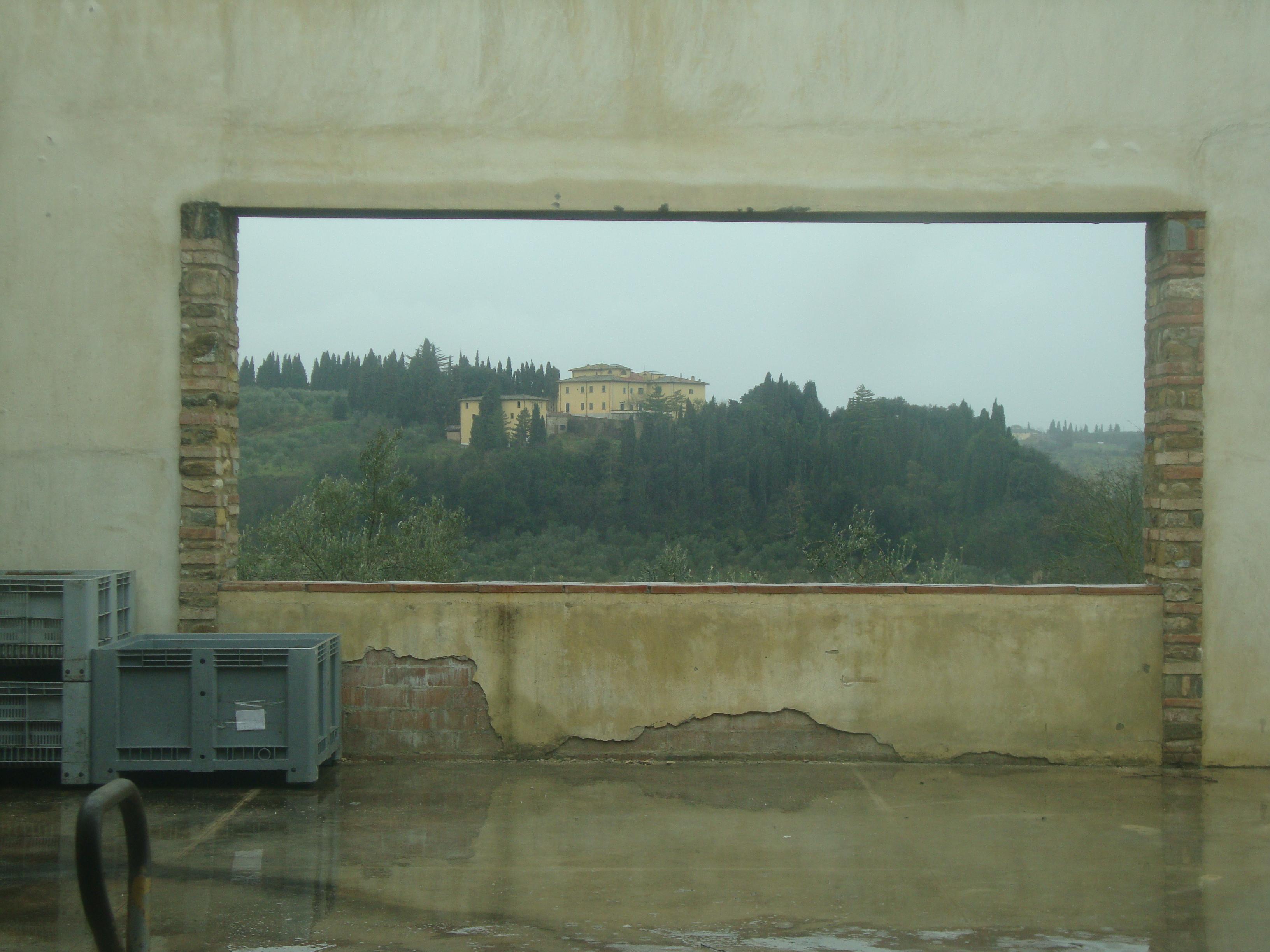 Chianti view