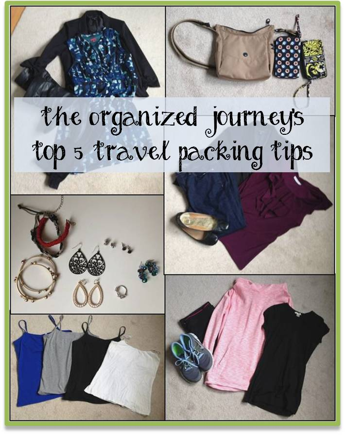 TOJ Packing Tips