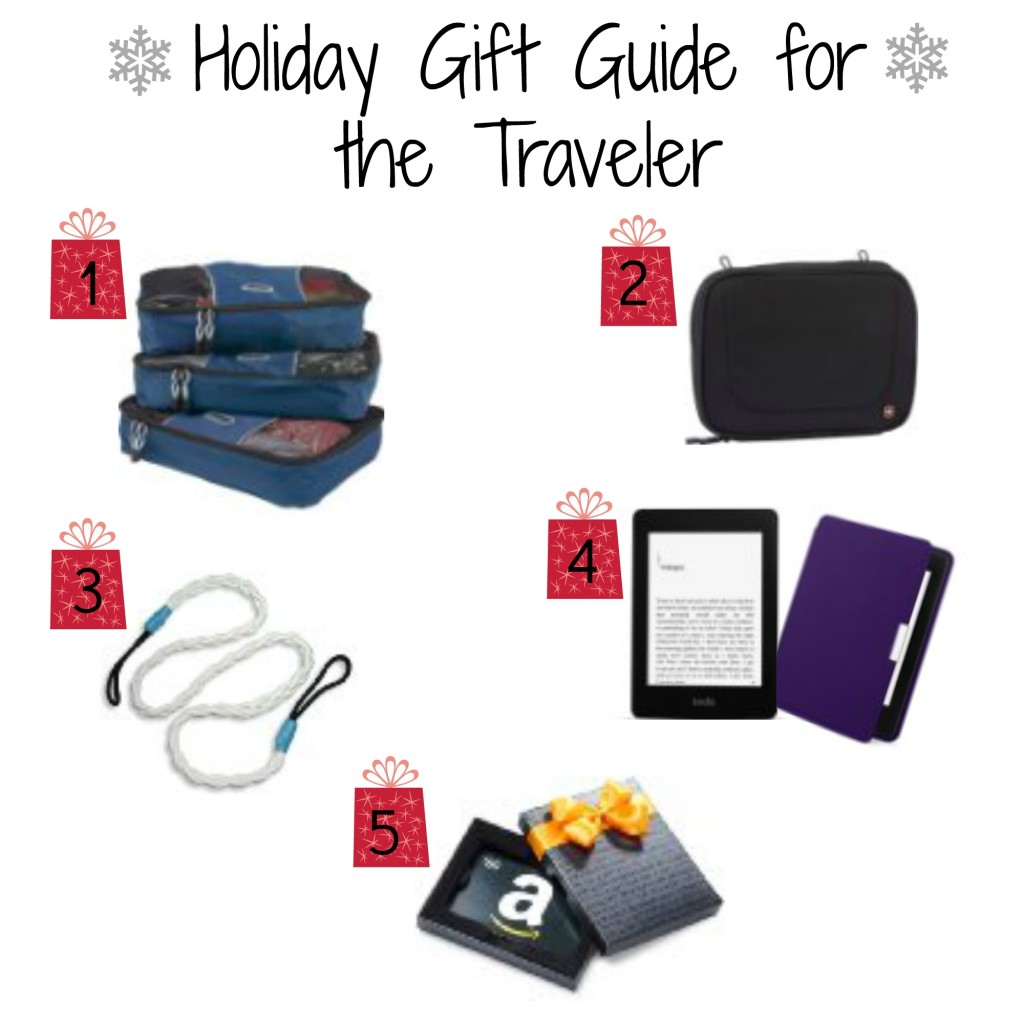 Traveler Holiday Gift Guide